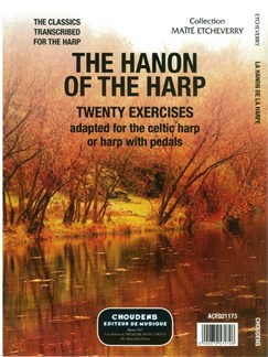 Maïté Etcheverry: The Hanon Of The Harp Books | Harp