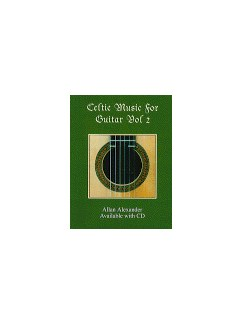 Celtic Music For Guitar Volume 2 Books and CDs | Guitar