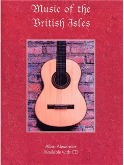 Allan Alexander: Music Of The British Isles CD y Libro | Tablatura de Guitarra, Guitarra