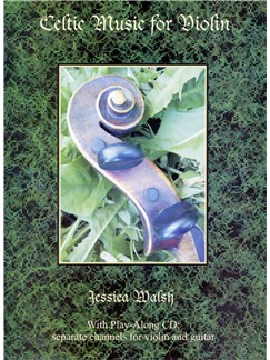 Celtic Music For Violin (Book and CD) Books and CDs | Violin