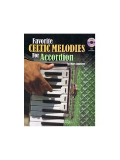 Miles Courtiere: Favourite Celtic Melodies For Accordion Books | Accordion