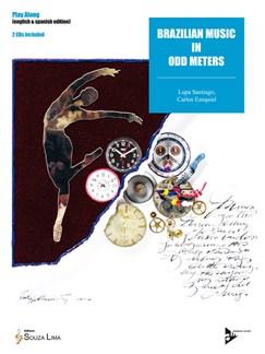 Brazilian Music In Odd Meters Books and CDs | C Instruments, B Flat Instruments, E Flat Instruments
