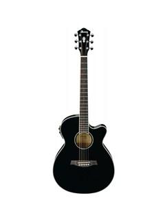 Ibanez: AEG10II Electro-Acoustic Guitar (Black) Instruments | Electro-Acoustic Guitar