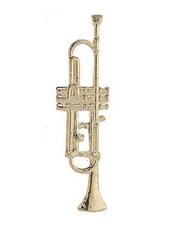 Mini Pin: Trumpet  | Trompette