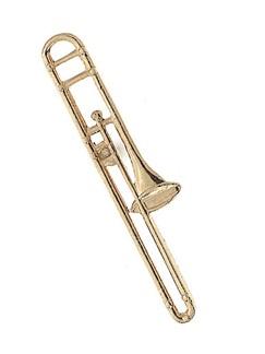 Mini Pin: Trombone  | Trombone