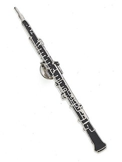 Mini Pin: Oboe  | Oboe