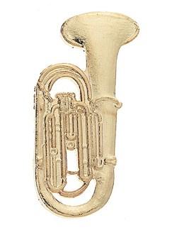 Mini Pin: Upright Tuba  | Tuba