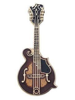 Mini Pin: Mandolin  | Mandolin