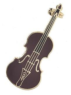 Mini Pin: Viola  | Viola