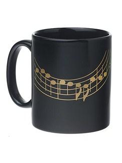 Coffee Mug: Music Stave   