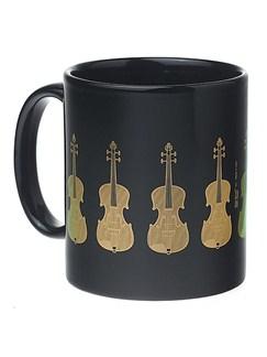 Coffee Mug: Violin  |