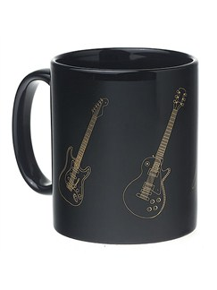 Coffee Mug: Guitars  |