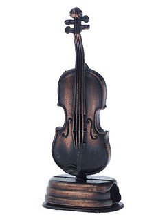 Die Cast Pencil Sharpener: Violin  | Violin