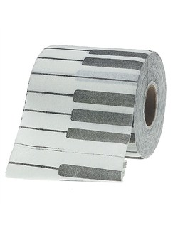 Toilet Paper: Keyboard  |