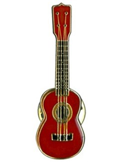 Mini Pin: Ukulele  | Ukulele