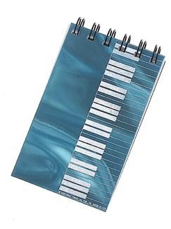 Hologram Spiral Notebook: Keyboard  |