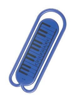 Giant Clip: Keyboard Scale  |