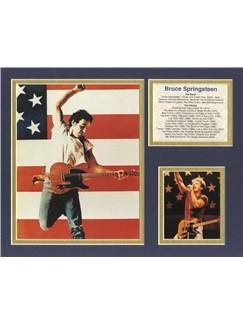 Bio Art: Bruce Springsteen  |