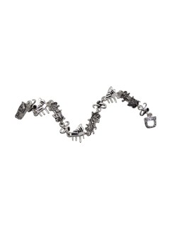 Music Notes Bracelet - Magnetic  |