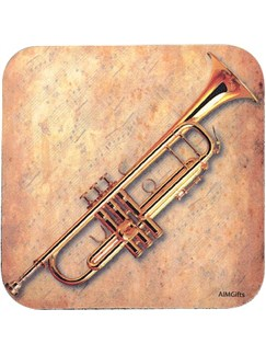 Drinks' Coaster (Trumpet)  | Trumpet