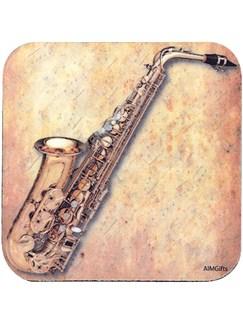 Drinks' Coaster (Saxophone)  | Saxophone