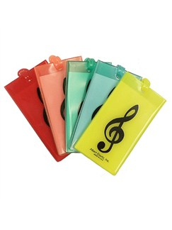 Musical Instrument Identification Tag - Treble Clef  | Treble Clef Instruments