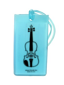 Musical Instrument Identification Tag - Violin  | Violin