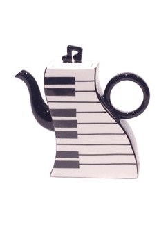 Mini Teapot: Keyboard/Piano  |