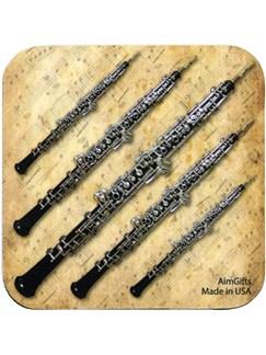 Drinks' Coaster (Oboe)  | Oboe