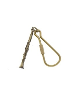 Music keychain - Clarinet  | Clarinet