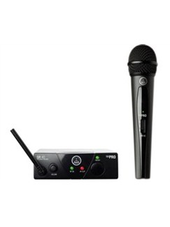 AKG WMS40 Mini Vocal Wireless System  | Voice