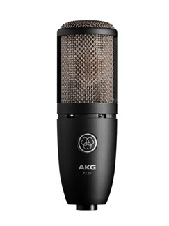 AKG: P220 Project Studio Condenser Microphone  | Voice