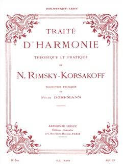 Nikolai Andreyevich Rimsky-Korsakov: Practical Manual of Harmony (Book) Buch |