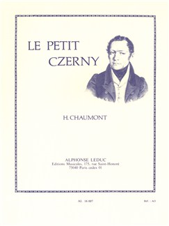 Hélène Chaumont: Le Petit Czerny - 30 Studies For Piano Books | Piano