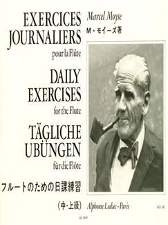 Marcel Moyse: Exercices Journaliers Pour La Flute Buch | Querflöte