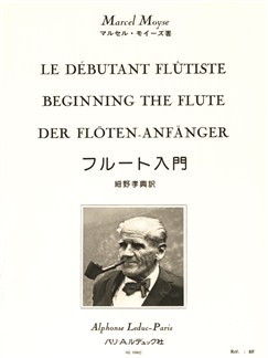 Marcel Moyse: Le Débutant Flutiste/Beginning The Flute Books | Flute