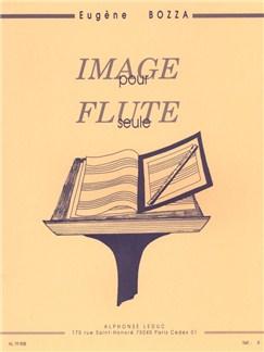 Eugène Bozza: Image Op. 38 (Flûte) Livre | Flûte Traversière