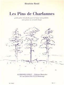 Henriette Renié: Les Pins De Charlannes (Harp/Piano) Books | Harp