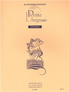 Alphonse Hasselmans: Petite Berçeuse (Harp) Books | Harp