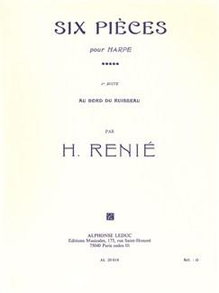 Henriette Renié: Au Bord Du Ruisseau (Harp solo) Books | Harp