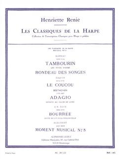 Les Classiques De La Harpe Vol.3 Books | Harp