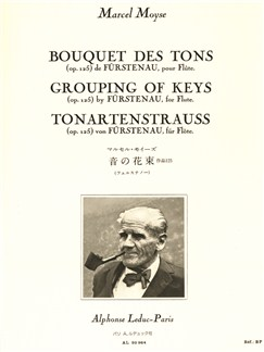 Marcel Moyse: Bouquet des Tons De Fürstenau (Flute) Buch | Querflöte