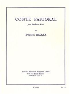 Eugène Bozza: Conte Pastorale (Oboe/Piano) Books | Oboe