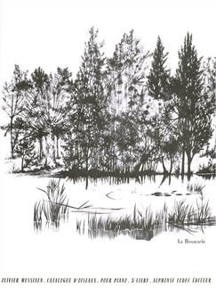 Olivier Messiaen: Catalogue D'Oiseaux - Piano (Volume 5) Books | Piano