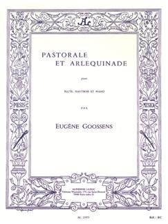 Eugène Goossens: Pastorale Et Arlequinade (Score/Parts) Books | Flute, Oboe, Piano Chamber