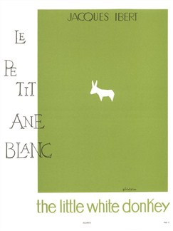 Jacques Ibert: Le Petit Âne Blanc, from Stories pour Piano Livre | Piano