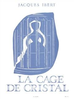 Jacques Ibert: La Cage De Cristal (Les Histoires) (Piano) Books | Piano