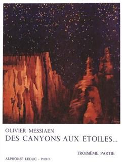 Olivier Messiaen: Des Canyons Aux Étoiles... Vol.3 Buch | Orchester