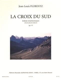 Jean-Louis Florentz: La Croix Du Sud Books | Organ