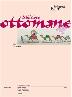 Blet: Mélodie Ottomane Pour Piano Books | Piano
